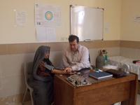ویزیت رایگان روستائیان دانشگاه علوم پزشکی کاشان
